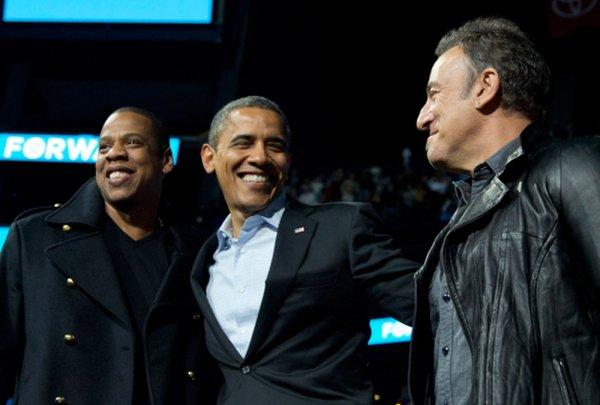 Barack & Michelle Obama Are Building a Recording Studio