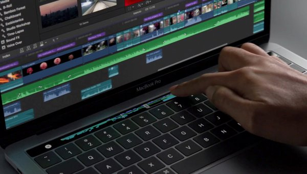 Macbook Pro Gets A Free Midi Controller