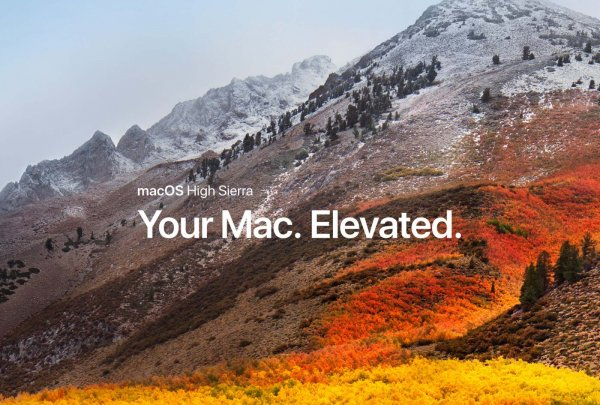 OSX High Sierra Is Out! But Don't Upgrade Just Yet ¯\_(ツ)_/¯