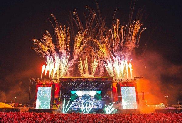 V Festival Scrapped